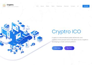 Cryptro-icolight